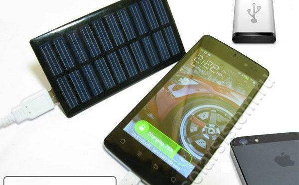 USB зарядка из солнечной панели для телефона