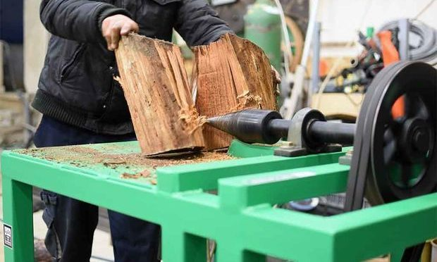 Самодельный дровокол пошаговая инструкция по сборке