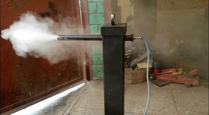 Дымогенератор холодного копчения своими руками