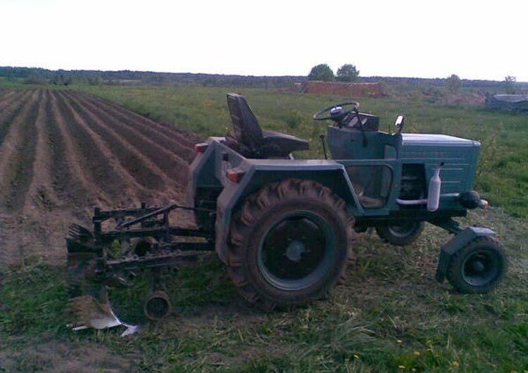 Мини трактор: лучшие изображения (19) в 2020