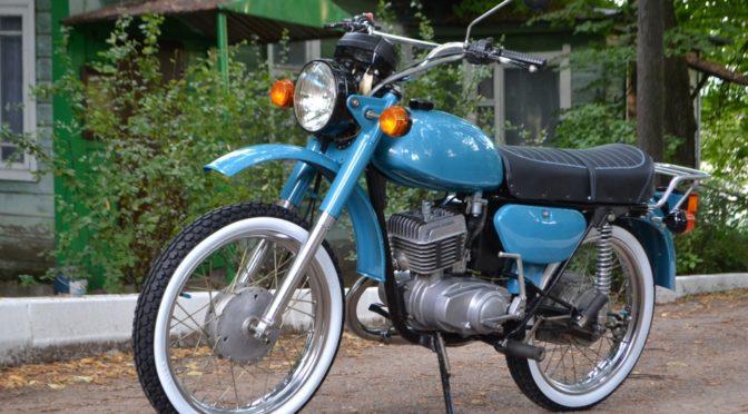 Мотоцикл Минск ММВЗ 3 112