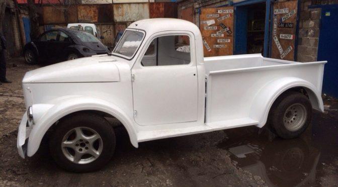 ГАЗ 51 Пикап