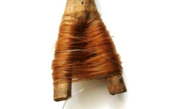 Жерлица-рогатка на щуку