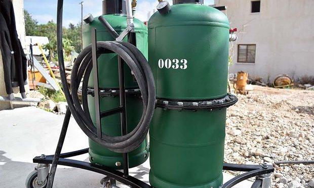 Пескоструй из газового баллона| Схема и чертежи