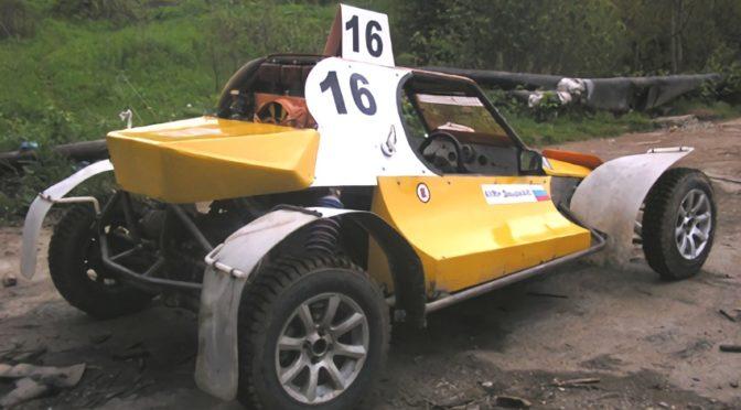 Полноприводный спортивный багги ДЗ-1600