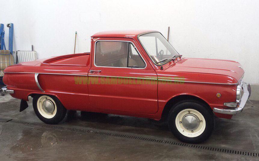 Запорожец ЗАЗ 968 МП Пикап