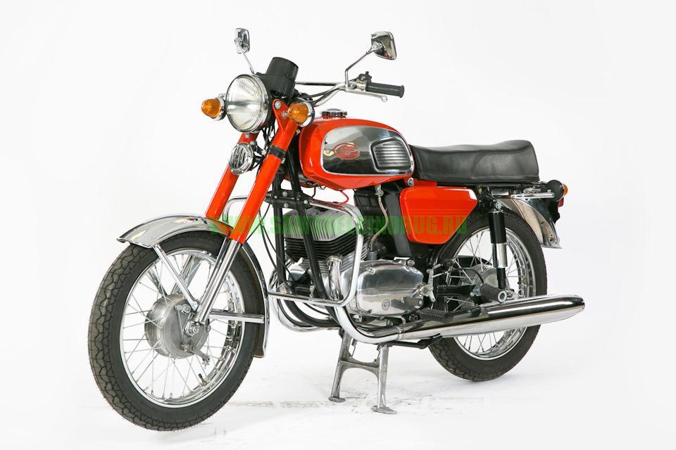 Ява 350/634 выпуска 1977 года