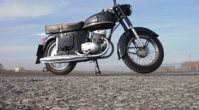 Реставрация мотоцикла Восход 1968 года