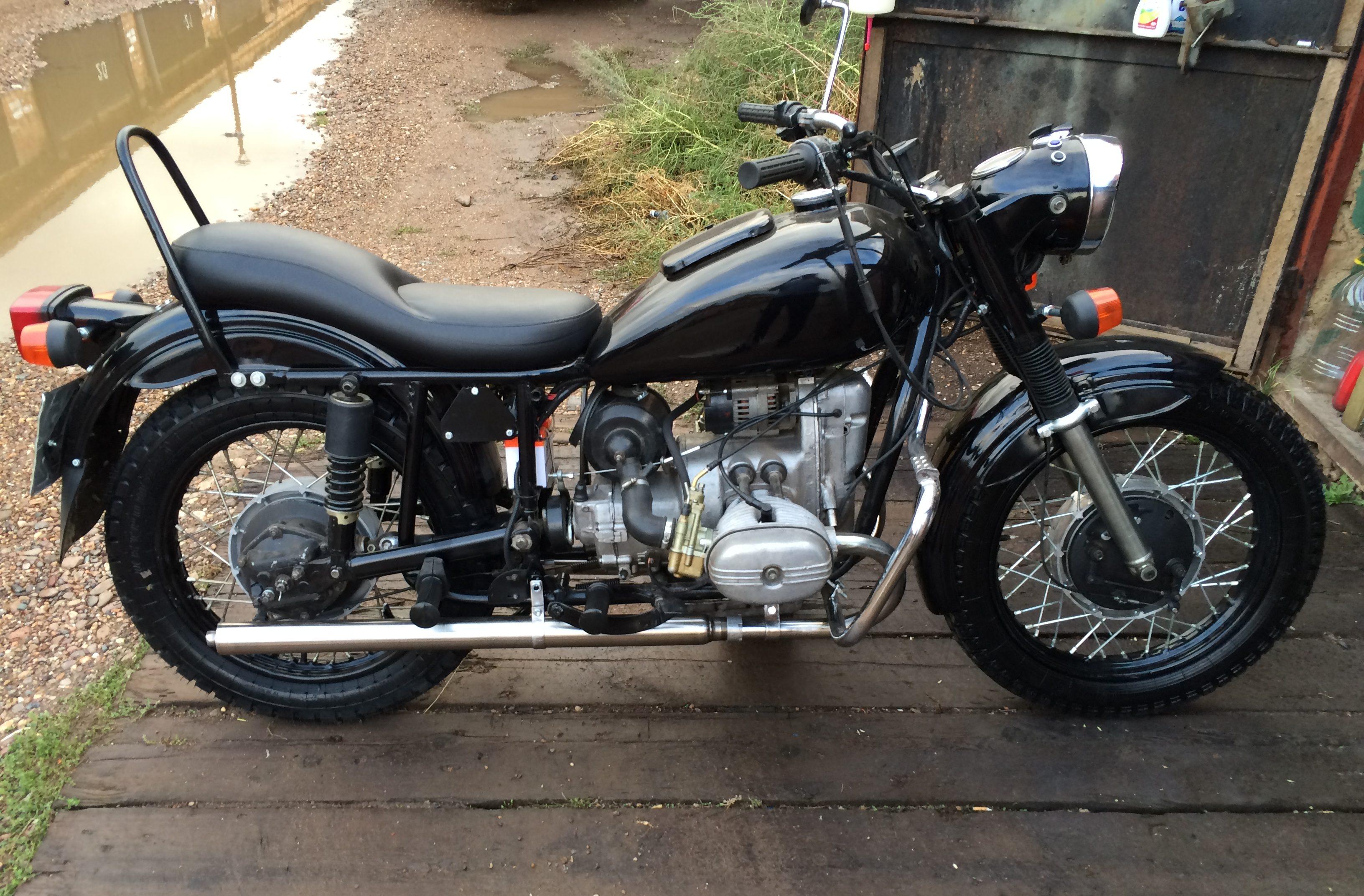 мотоцикл Урал 8103