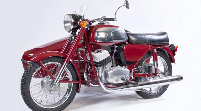 Ява 350 Verolex 562 выпуска 1976 г